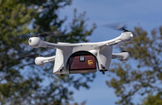 UPS ve CVS hastaların ilaç siparişlerini drone ile  teslim edecek