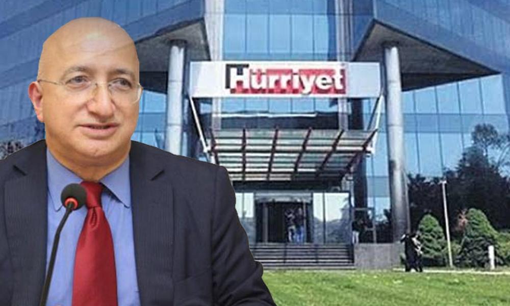 Hürriyet Genel Yayın Yönetmenliği'nden istifa eden Munyar'ın yeni adresi belli oldu