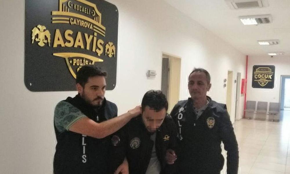 Vapur tacizcisi serbest bırakıldı!