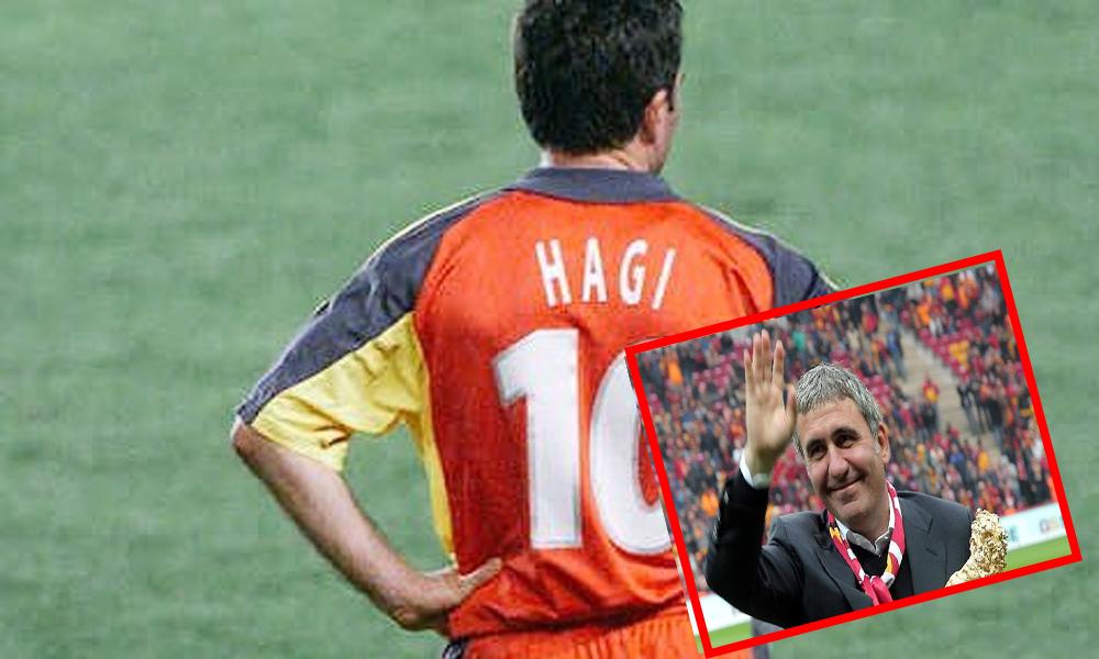 Gheorghe Hagi: Belki bir gün Galatasaray'a geri geliriz…