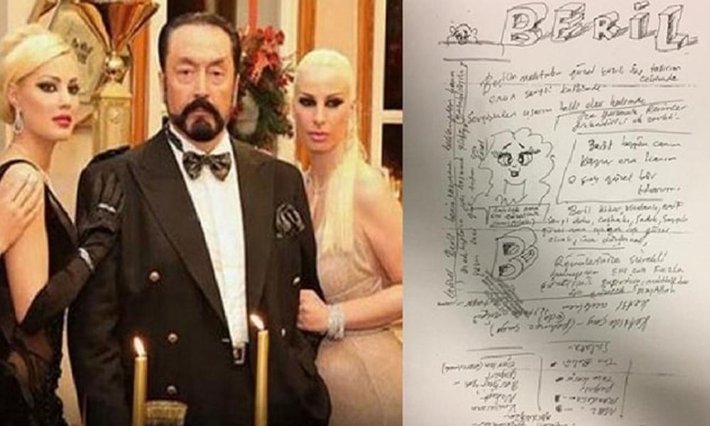 Adnan Oktar'dan 'hapisteki kediciklere ilginç mektup' iddiası