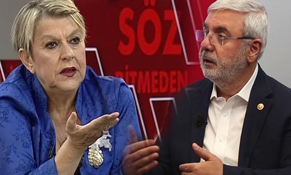 Mehmet Metiner hedefe A Haber'in Canan Barlas'ını koydu: 'Birileri kalkıp kendi kanallarımızda…'