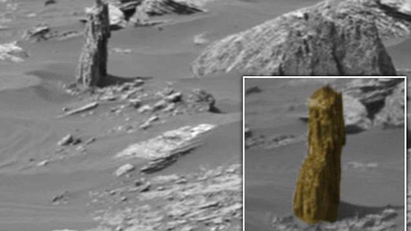 Flaş… Mars'ta yaşam bulundu iddiası