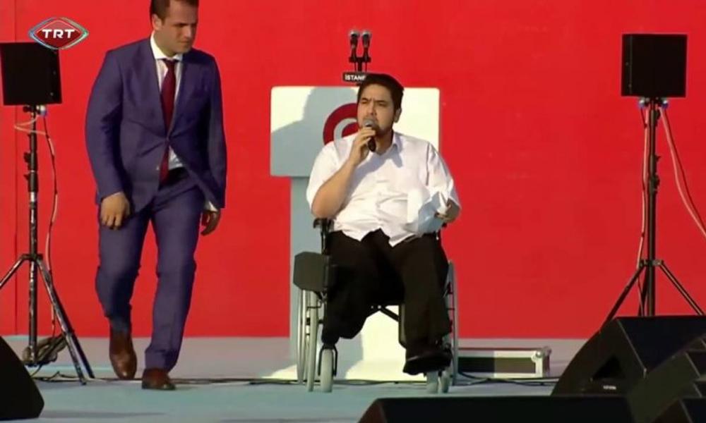 15 Temmuz gazisi ve AKP'li Meclis Üyesi Şekercioğlu'ndan Erdoğan'a sert mektup