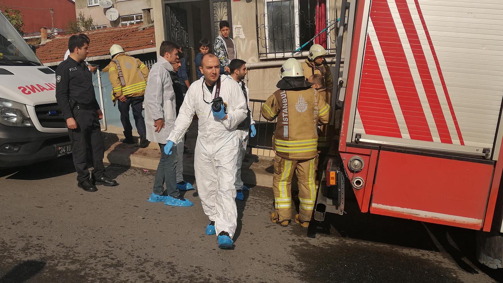 Başakşehir'de elektrikli soba faciası: 2 ölü