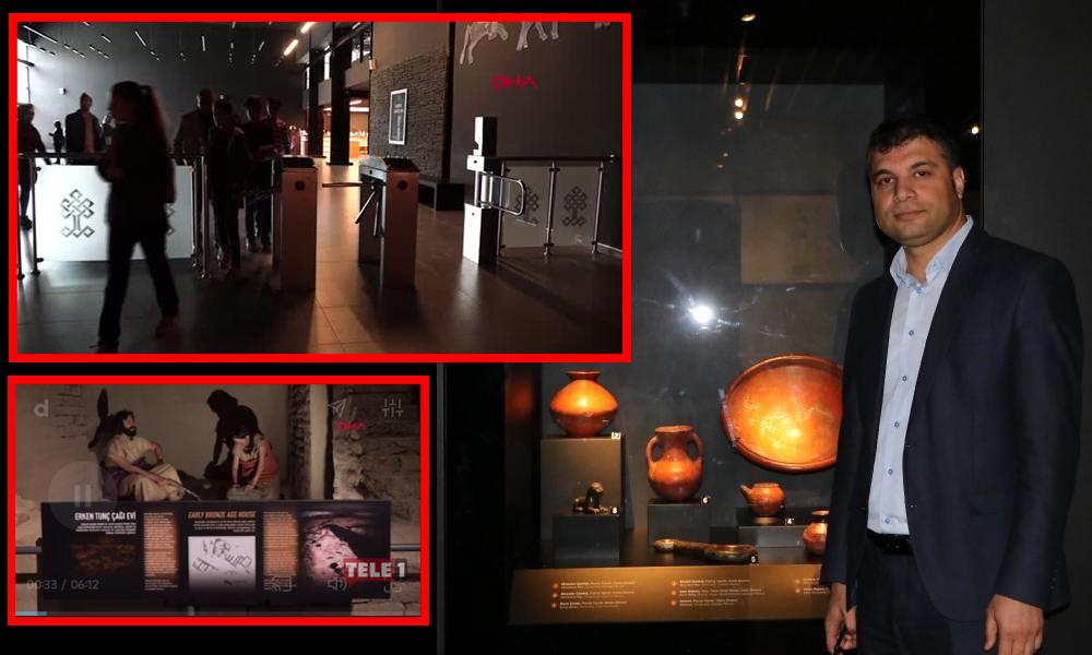 Van Müzesi'nin en kıymetlisi 'Urartu aslanı'