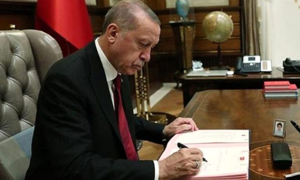 Erdoğan, 16 ülkeye büyükelçi atadı