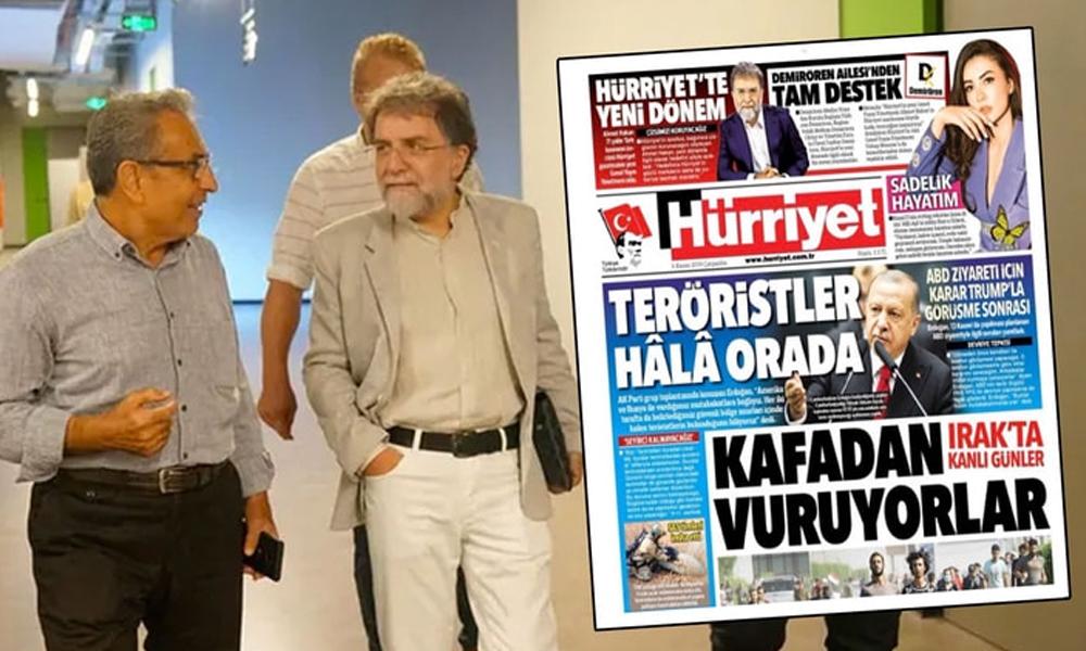 İşte sızan ilk bilgiler: Yeni GYY Ahmet Hakan kimlere teklif götürdü?