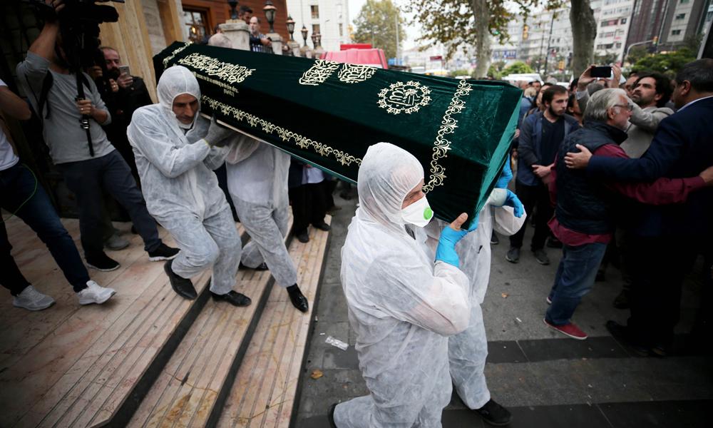 Siyanürle yaşamlarına son veren 4 kardeşin cenazesi defnedildi