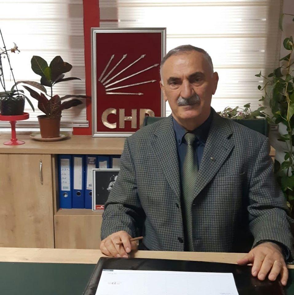 Mudanya İlçe Başkanı'ndan sinek açıklaması