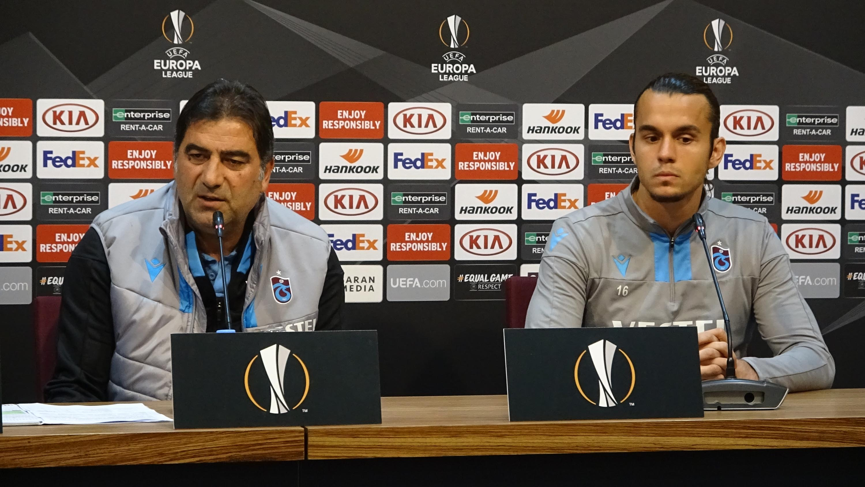Trabzonspor Teknik Direktörü Karaman: Her kriz ortamı kendi içerisinde fırsatlar doğurur