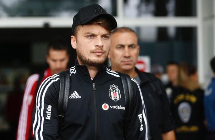 Beşiktaş, menajeriyle görüştü! Adem Ljajic gidiyor
