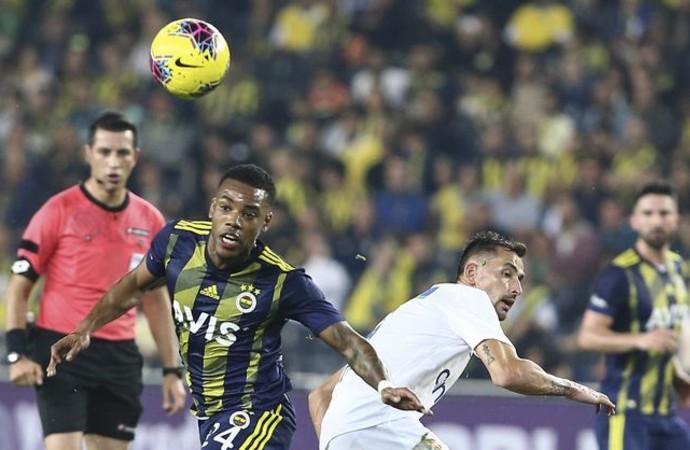 Fenerbahçe'de çifte uyarı