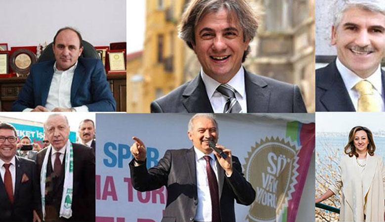 Seçilemeyen AKP'liler ödüllendirildi! Bakan yardımcılığı, başkan danışmanlığı…