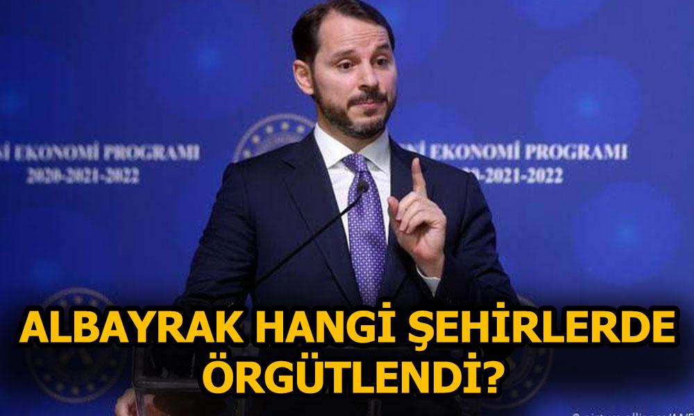 AKP'de babadan oğula dönemi! 'Berat Albayrak AKP Genel Başkanı oluyor…'