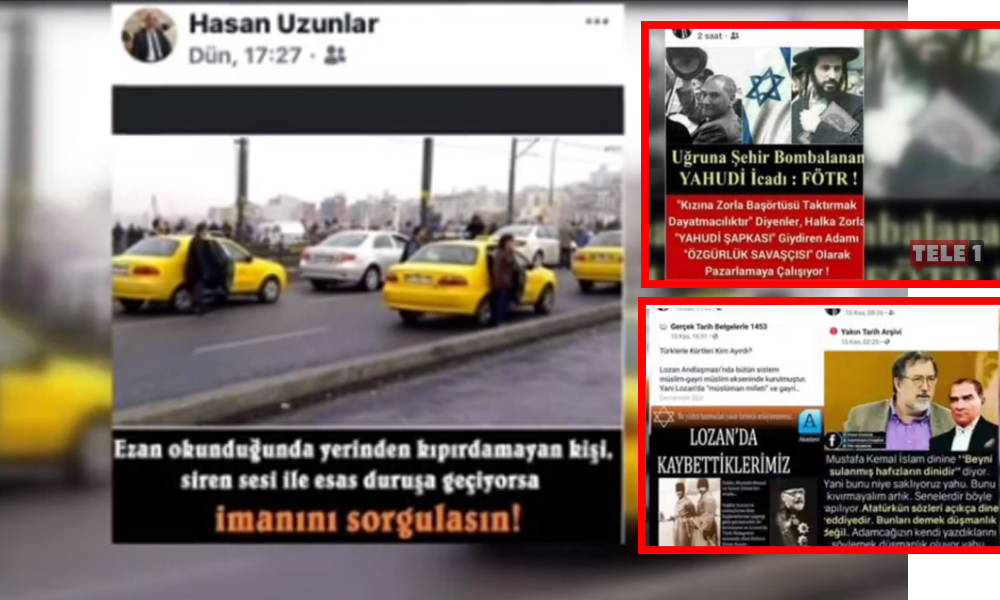 AKP'li ismin Atatürk düşmanlığı AKP'lileri bile isyan ettirdi