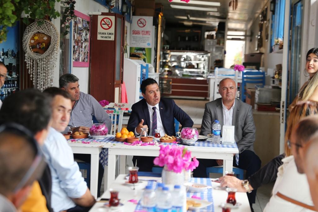 Ahmet Aras'a düğmeye bastı: Belediye tüm plajları Milli Emlak'tan geri almak istiyor