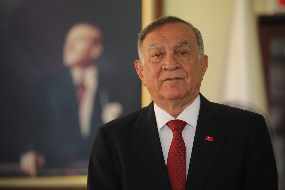 Akay'dan Atatürk'ü anma mesajı: O'nun yolunda yürüme andımızı yineliyoruz