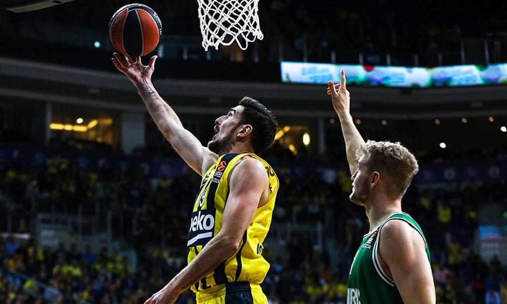 Fenerbahçe Beko Avrupa'da uçmayı unuttu!