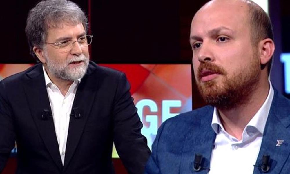Kurtarıcı aranıyordu! Ahmet Hakan Bilal Erdoğan'a siper oldu