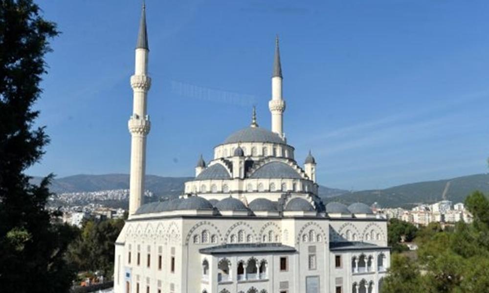 Erdoğan'ın İzmir'de açacağı 30 milyonluk cami ile ilgili 'FETÖ' iddiası