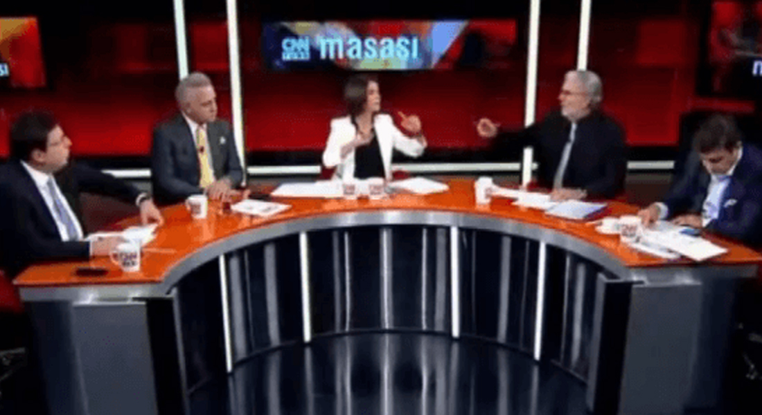 CHP'li vekil canlı yayında isim sayayım mı? diye sorunca AKP'li Tosun feryat etti: Hayır hayır!