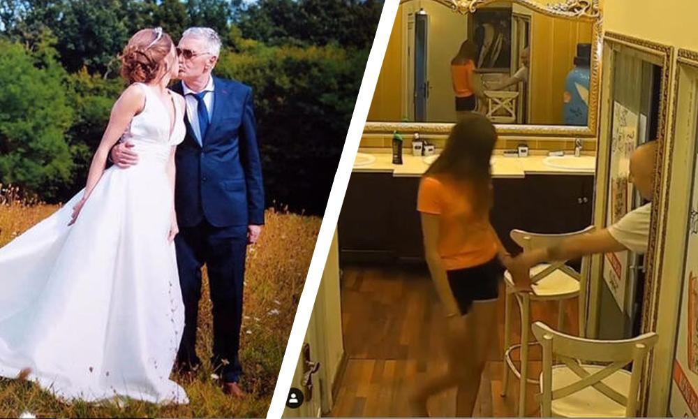 Kocasını canlı yayında aldattı! 21 yaşındaki model ülke gündemine oturdu