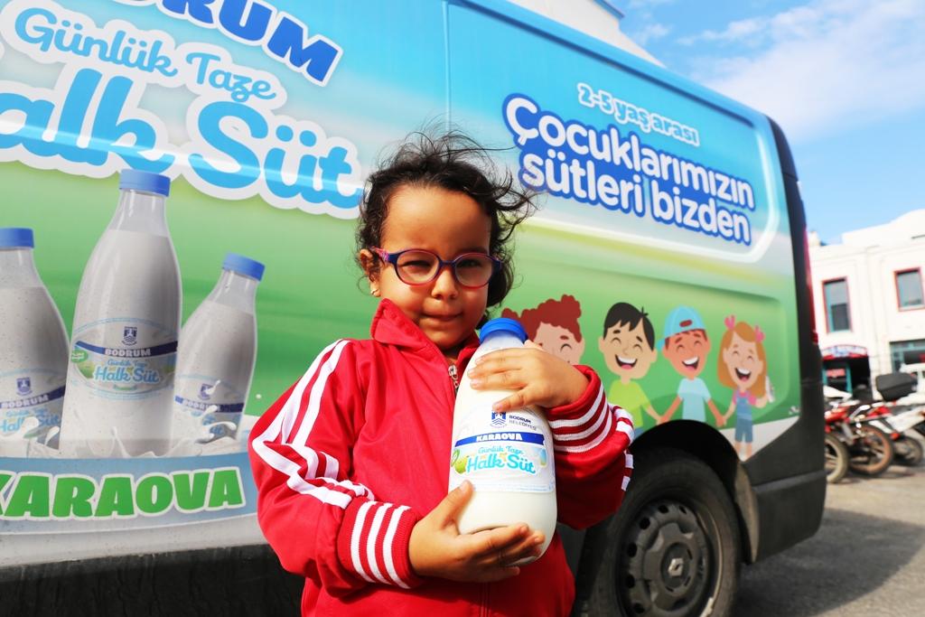 İmamoğlu'nun 'Halk Süt' projesinde sona gelindi: Tam 9 milyon litre…