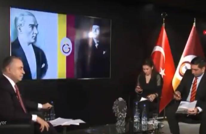 Mustafa Cengiz'in katıldığı canlı yayında skandal! Yayını açık unuttular