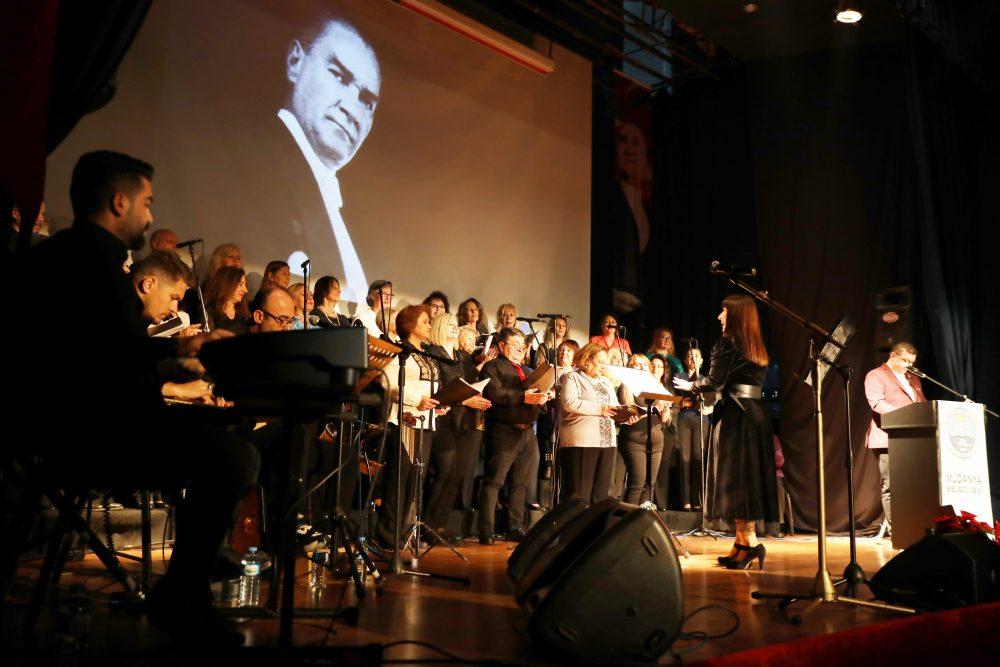 Mudanya Belediyesi'nden öğretmelere özel gece