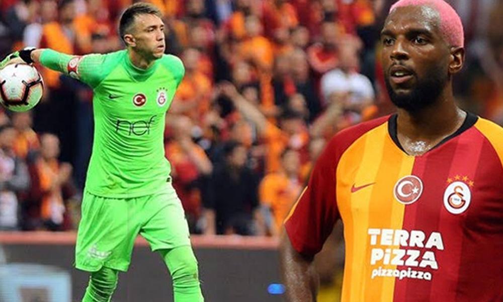 Galatasaray'a Babel'in ardından bir kötü haber de Muslara'dan! Kadrodan çıkarıldı…