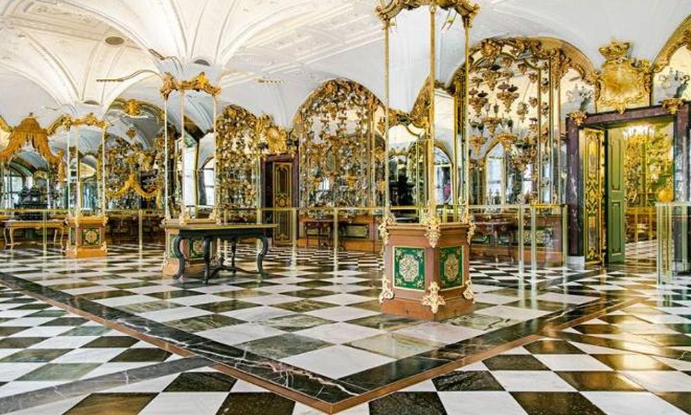 Almanya'da 1 milyar euroluk müze soygunu!