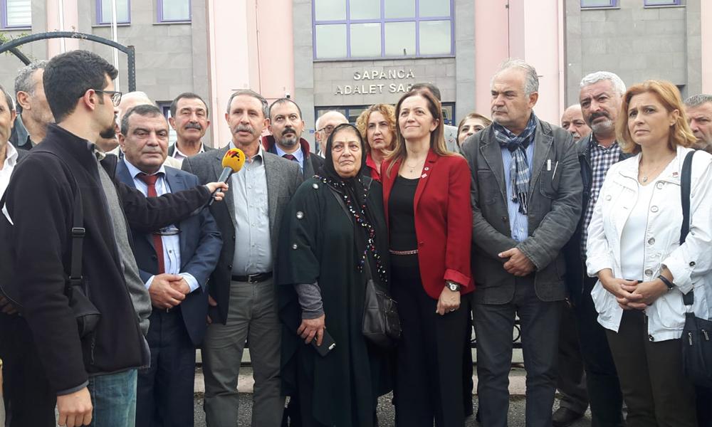 DİSK Genel Başkanı Arzu Çerkezoğlu'na, 'Cumhurbaşkanına hakaret'ten soruşturma