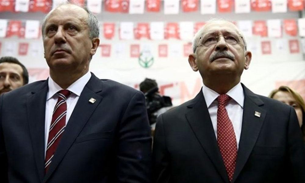 Muharrem İnce: 'Bu oyunu Kılıçdaroğlu ile kameraların karşısına geçip birlikte bozalım' teklifim artık geçerli değil