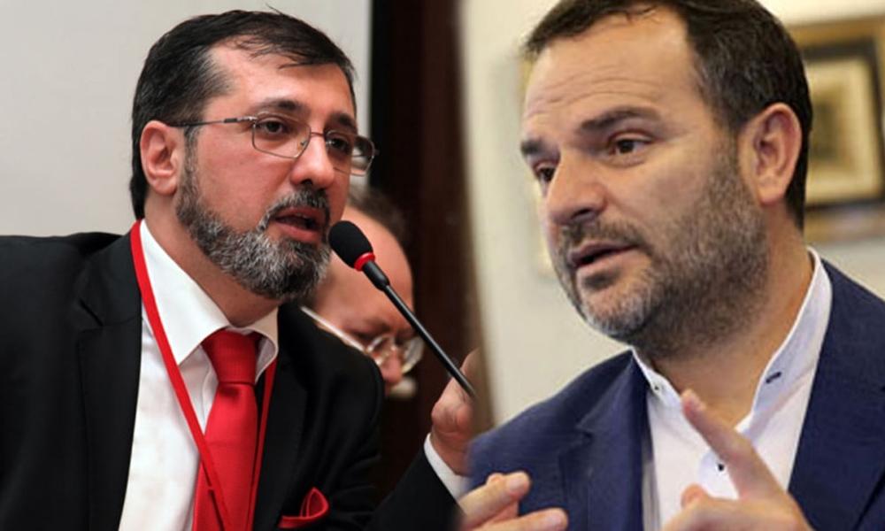 Yandaşların kavgası alevlendi! Yeni Şafak'ın eski yazarından Erdoğan'ın eski danışmanı Öztürk'e: Bütün gün oturup karı kızla telefonda…