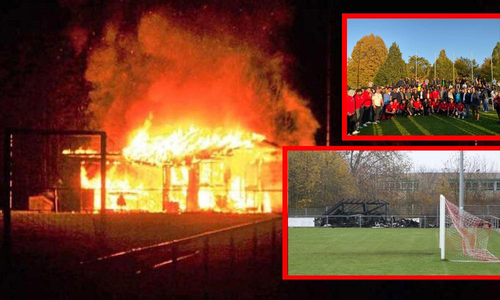 Almanya'da Türk kulübü Pforzheim Fatihspor ikinci kez saldırıya uğradı