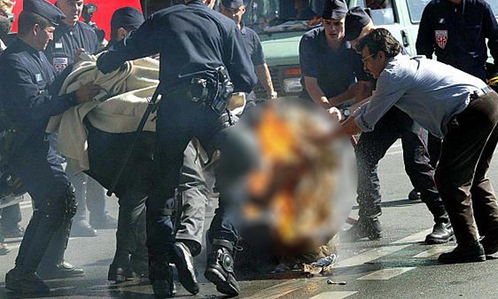 Türkiye siyanürü, Fransa yanarak ölümleri konuşuyor
