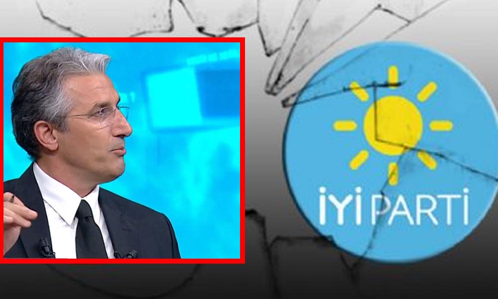 İYİ Parti'li isimden Nedim Şener'e tehdit!Ekran görüntüsünü paylaşarak ifşa etti