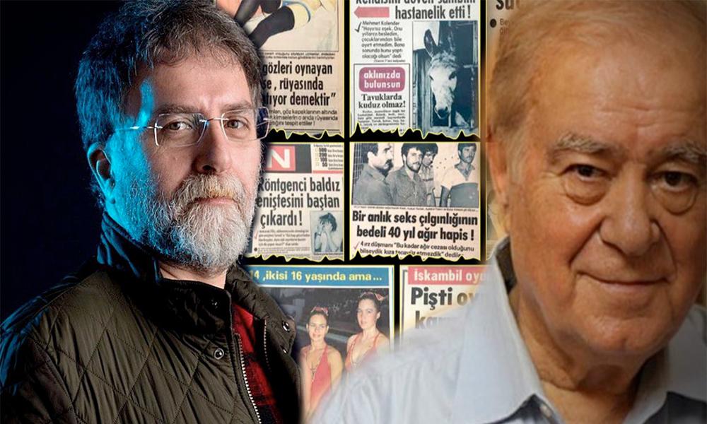 Ahmet Hakan, Rahmi Turan'a 'Sen busun işte!' dedi, geçmişini saydı döktü: Cinsellik, çıplaklık, tecavüz…