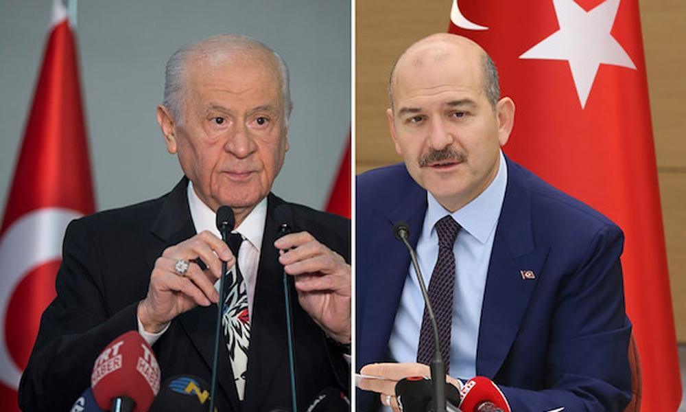 Ülkücülerin darp ettiği Takan'dan sonra bir Süleyman Soylu iddiası da Mütercimlerden: MHP'nin başına geçecek