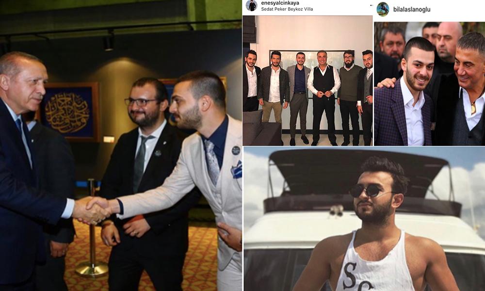 Kim bu Kalyon Ajans? AKP'nin zengin çocukları hesabında yeni paylaşımlar: Ortak özellikleri ise Erdoğan ve Sedat Peker'e yakınlıkları
