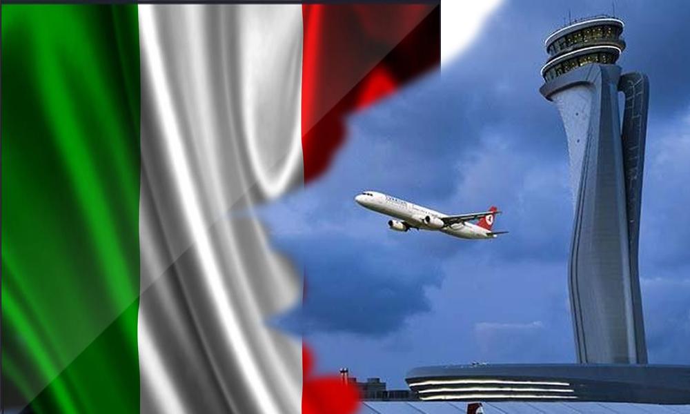 İtalyan aşkı, Devlet Hava Meydanları İşletmesi'ne pahalıya patladı!
