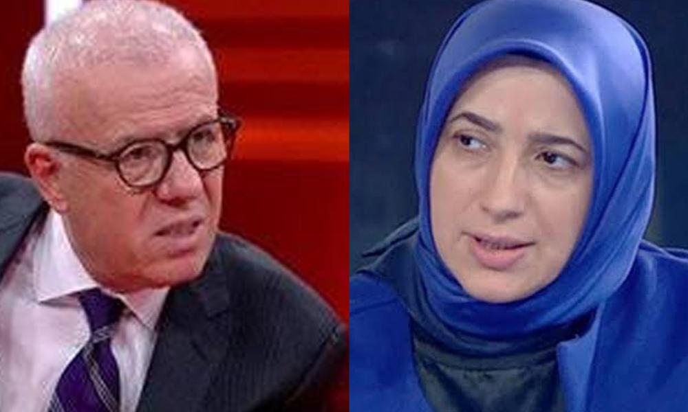 Özkök'ten AKP'li Zengin'e tarihi kapak:Hadi kafanızdan CHP tarihini sildiniz, Necmettin Erbakan'ı da mı sildiniz?