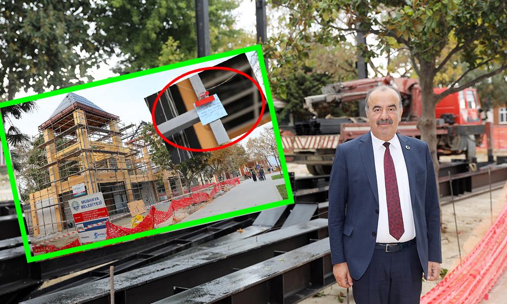 Bursa'da AKP'li Büyükşehir, CHP'li İlçe Belediyesinin sosyal tesis inşaatını mühürlemişti: Yargı 'dur!' dedi