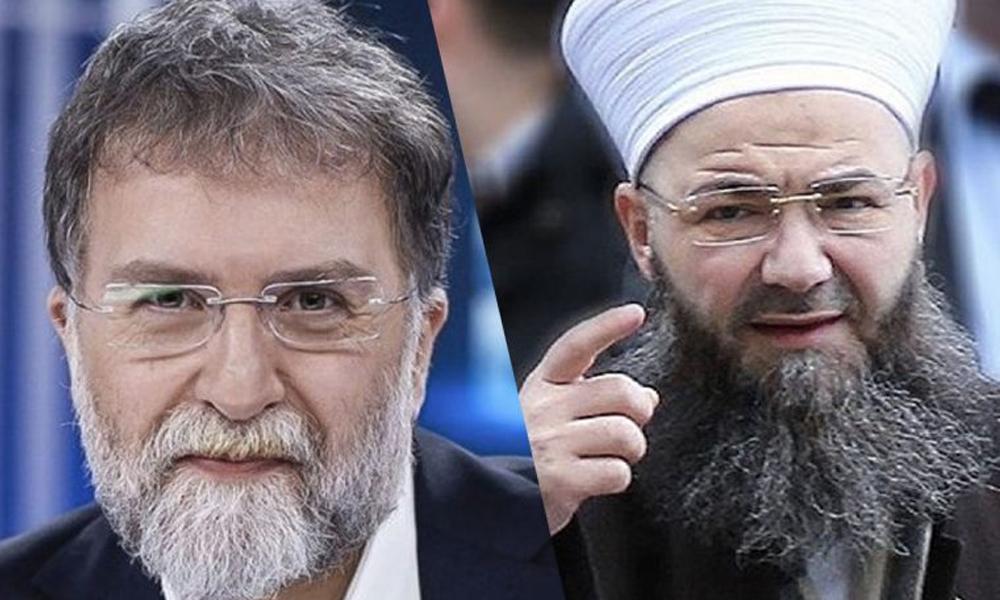 Cübbeli Ahmet'ten, Ahmet Hakan'a 'lanet' göndermesi: O da nereye yakışırdı tam Hürriyet'in başına