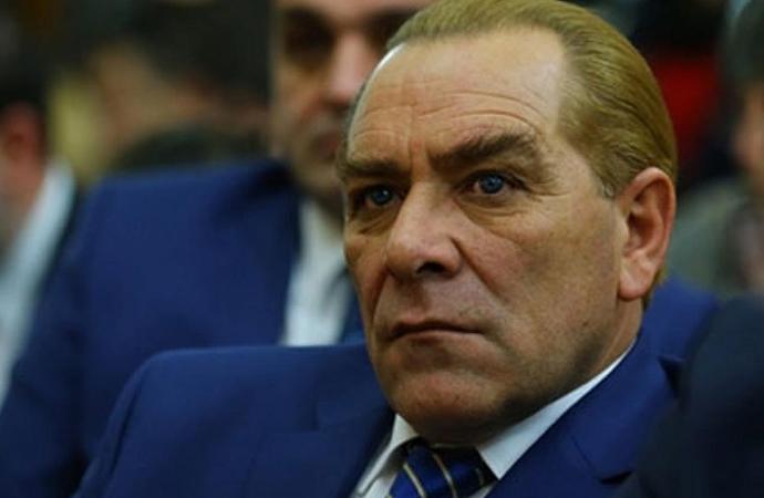 Atatürk'e benzeyen adam için özel sofra kuruldu