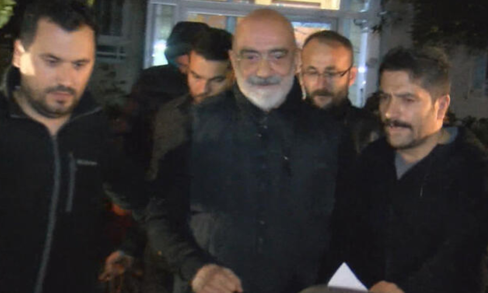 Ahmet Altan hakkında karar çıktı