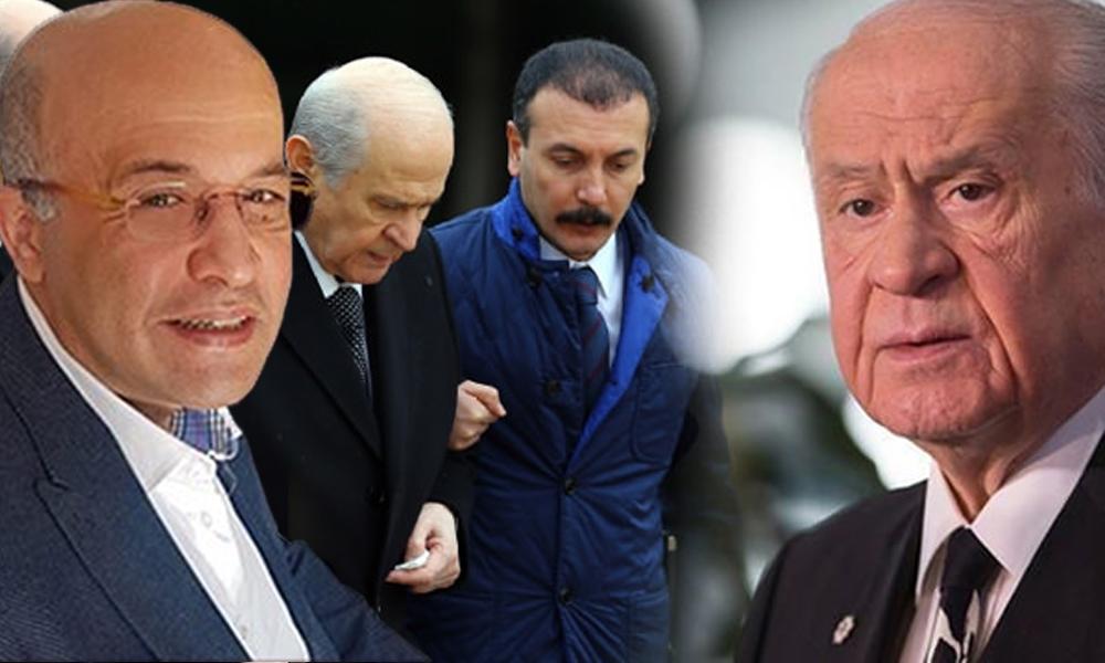 Devlet Bahçeli'ninsiyasi akıbetini yazmıştı: MHP'den Ahmet Takan'a sert yanıt