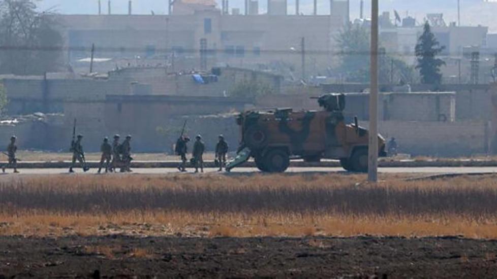 Akçakale'ye havanlı saldırı: 4 asker yaralandı