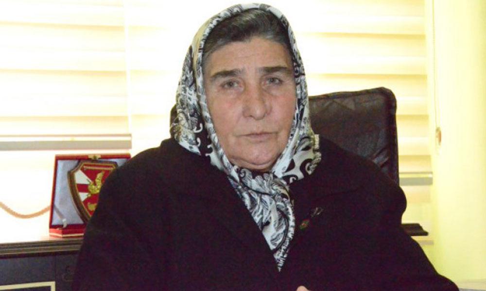 Şehit annesi Pakize Akbaba'nın TBMM'ye girmesi yasaklandı!